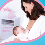 A3 Poster: Breastfeeding
