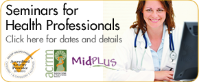 Seminars for Health Professionals
